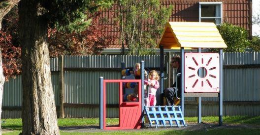 Kowhai Drive Reserve Playground