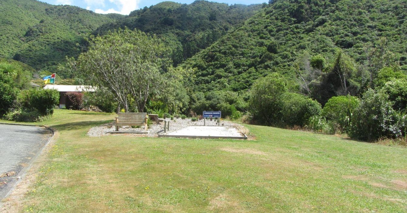 Tirimoana Reserve Picnic Area