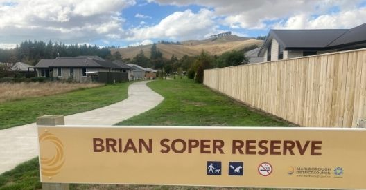 Brian Soper Reserve