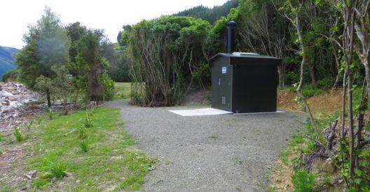 Ohingaroa Reserve Public Toilet