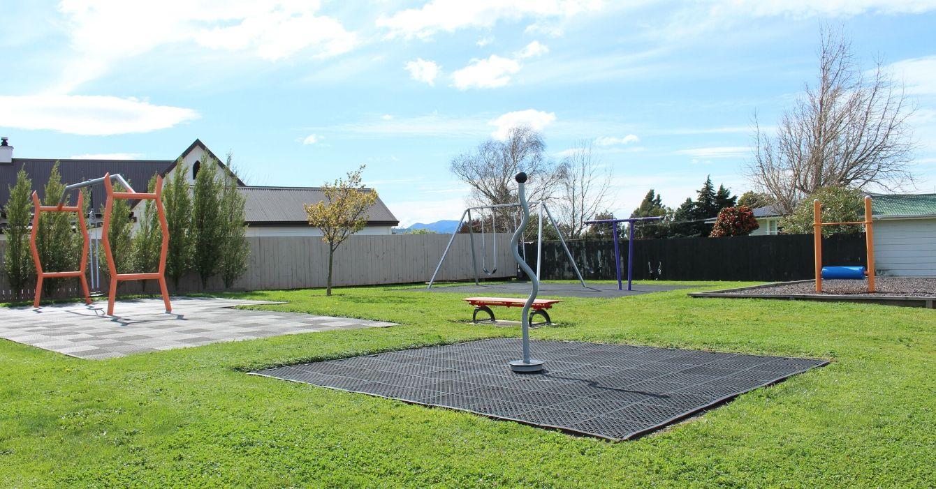 Hammond Reserve Playground