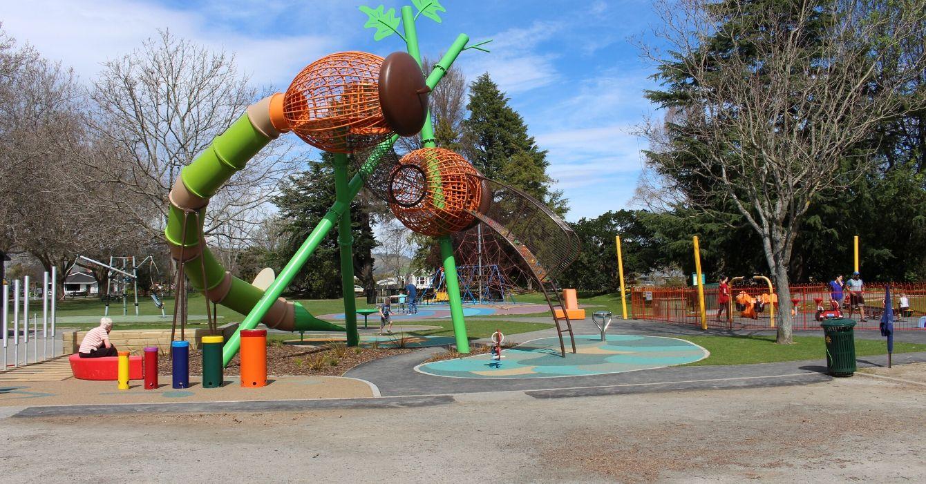 Pollard Park Playground
