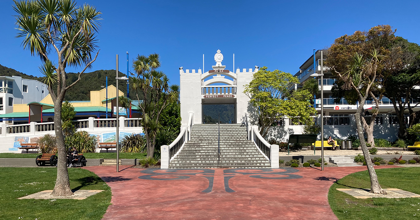 Picton Foreshore Memorial