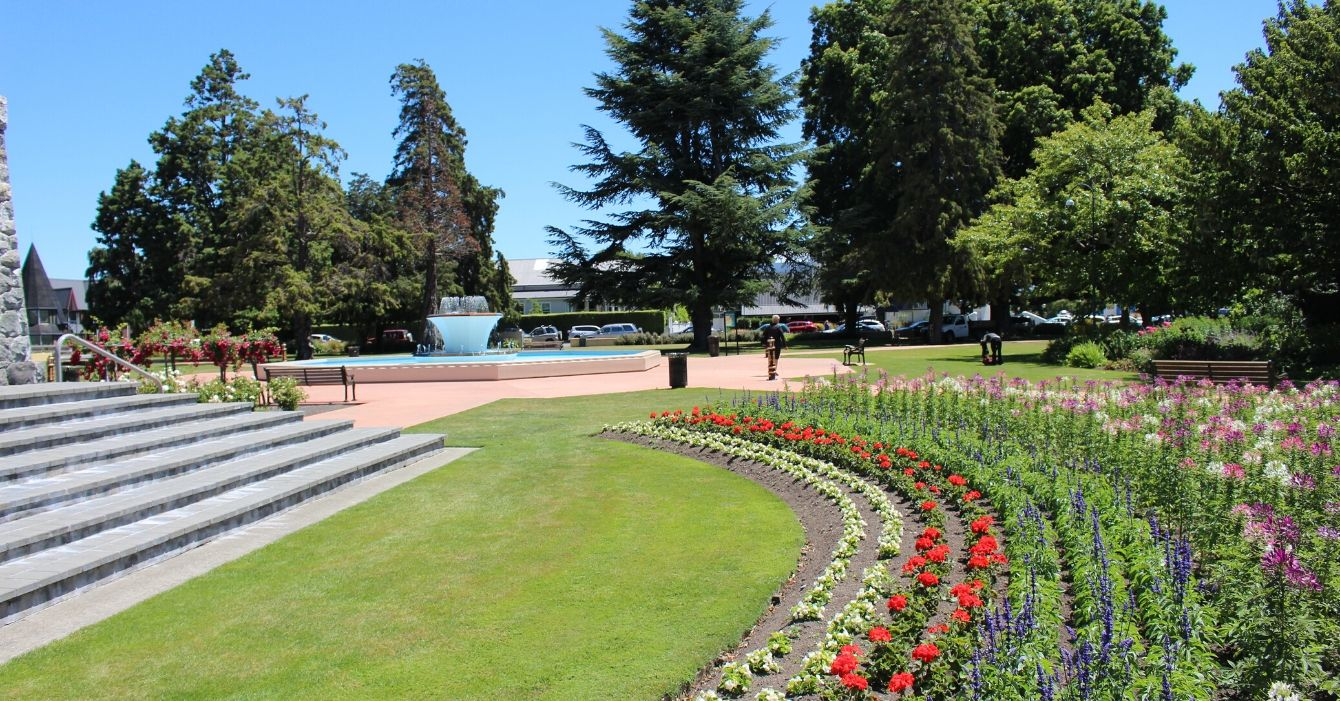Seymour Square Reserve