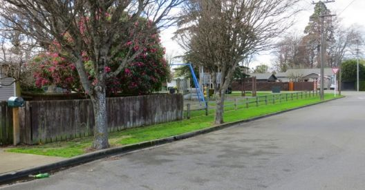 Eltham Road Reserve