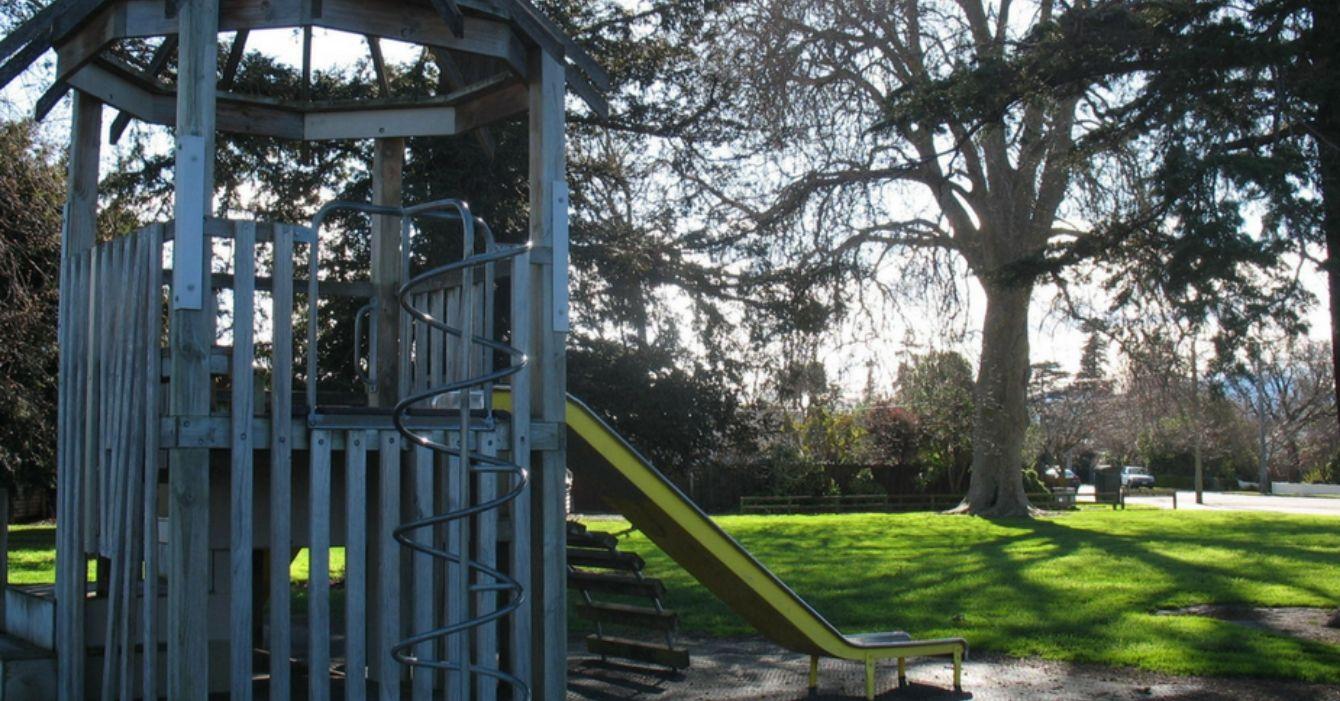 Eltham Road Reserve Playground