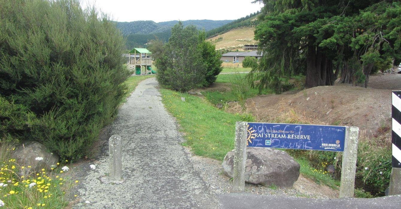 Rai Stream Reserve