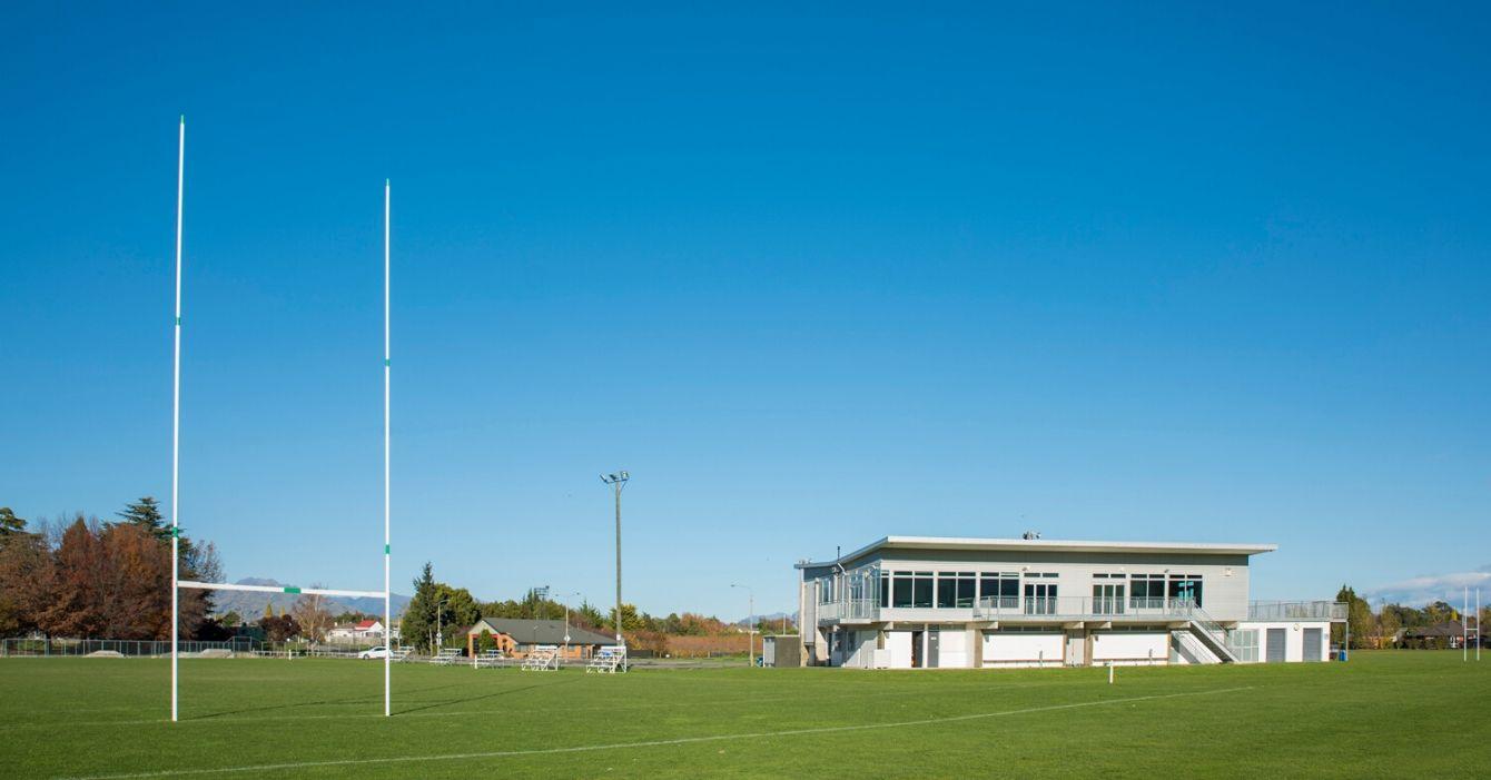 Renwick Domain Sportsfield