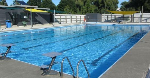 Seddon Domain Awatere Community Pool