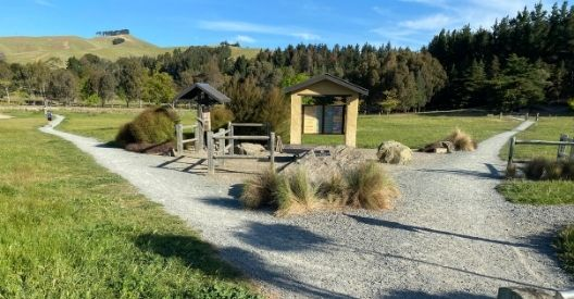 Rifle Range Car Park - Events Area