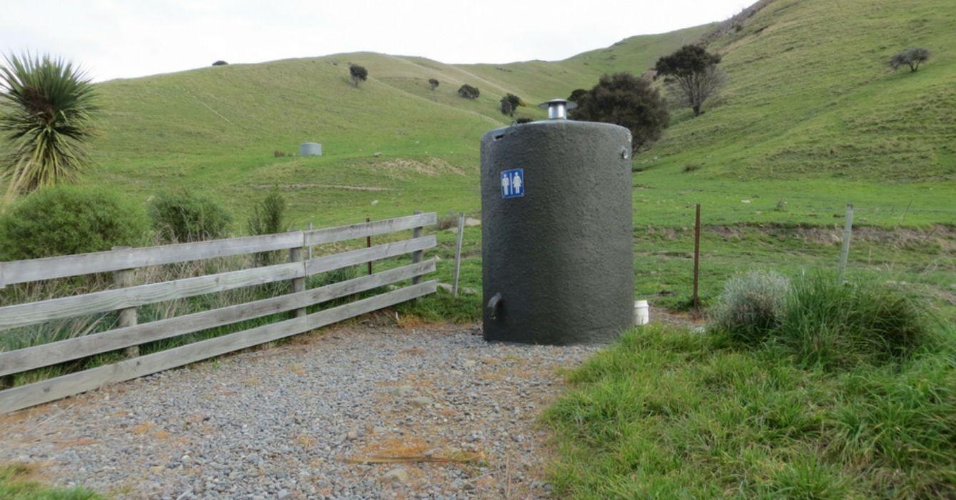 Sutherland Stream Toilet