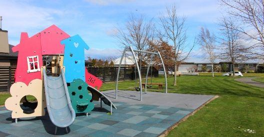 Kensington Reserve Playground