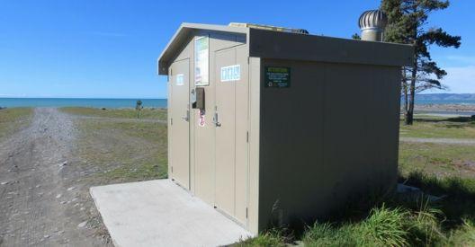 Wairau Diversion Public Toilets