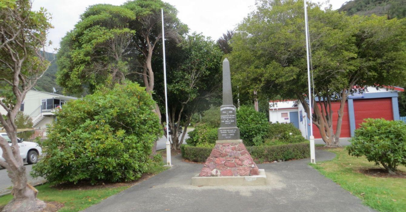 Havelock Memorial Reserve