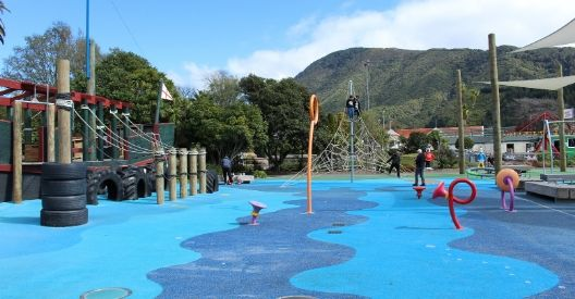 Picton Foreshore Water Play Area