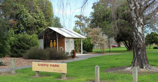 Sheps' Park Public Toilet