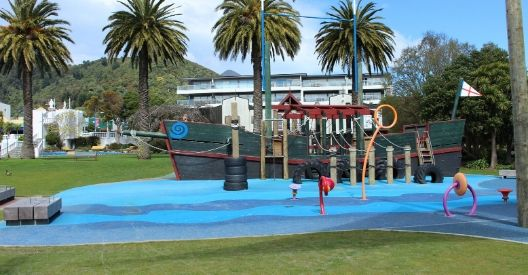 Picton Foreshore Playground
