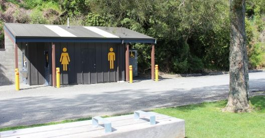 Shelly Beach Public Toilets