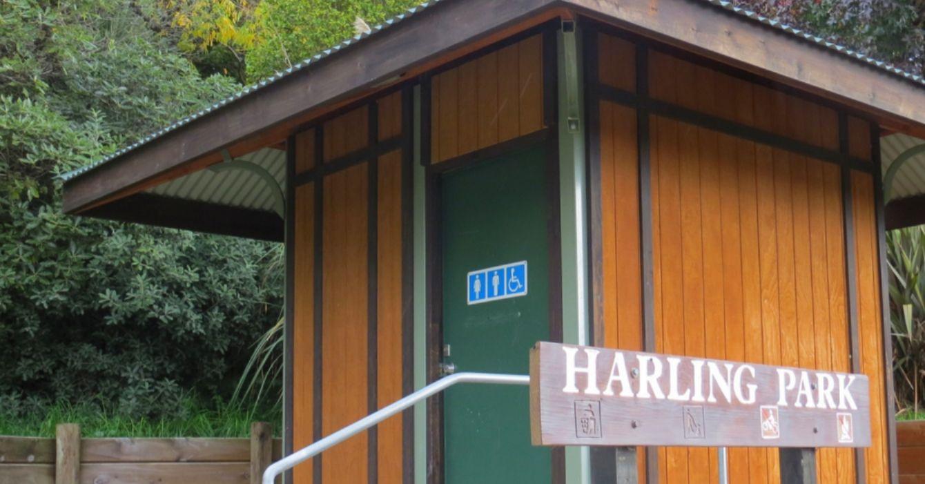 Harling Park Toilet