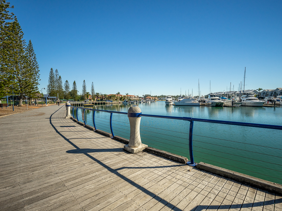 Raby Bay Harbour Park