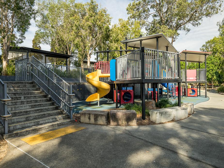 Capalaba Regional Park - Playground