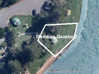 Wedding Gazebo 2 Map