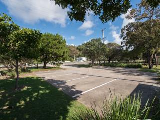 Point Lookout Community Hall  - Car Park