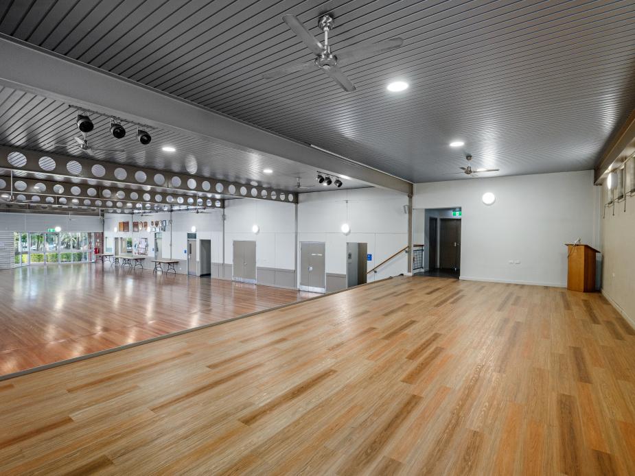 Hall - Stage