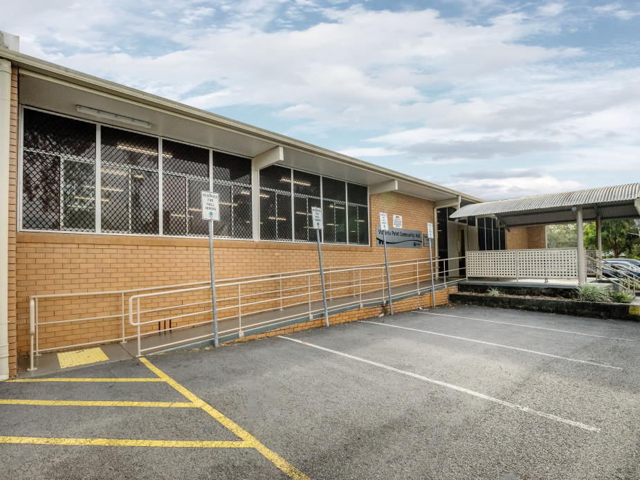 Hall - Whole Facility/Carpark