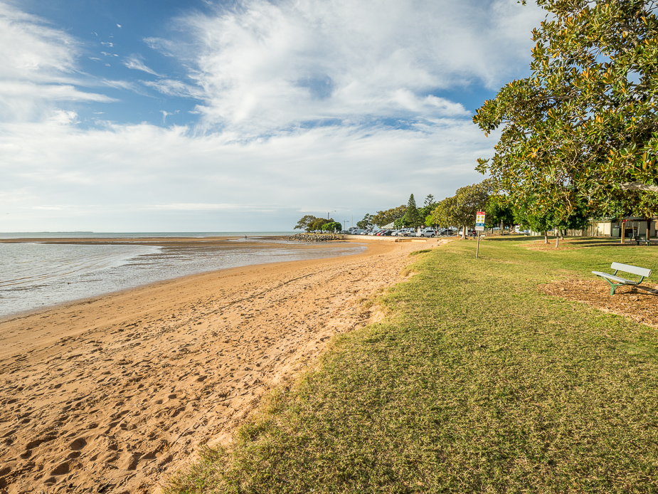 Wellington Point Recreation Reserve - Beach