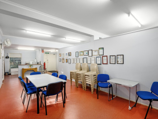 Hall - Downstairs Activity Space