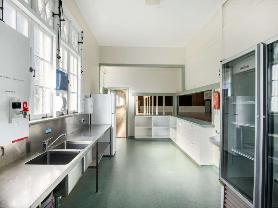 Hall - Kitchen