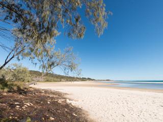 Home Beach Foreshore - Eastern End