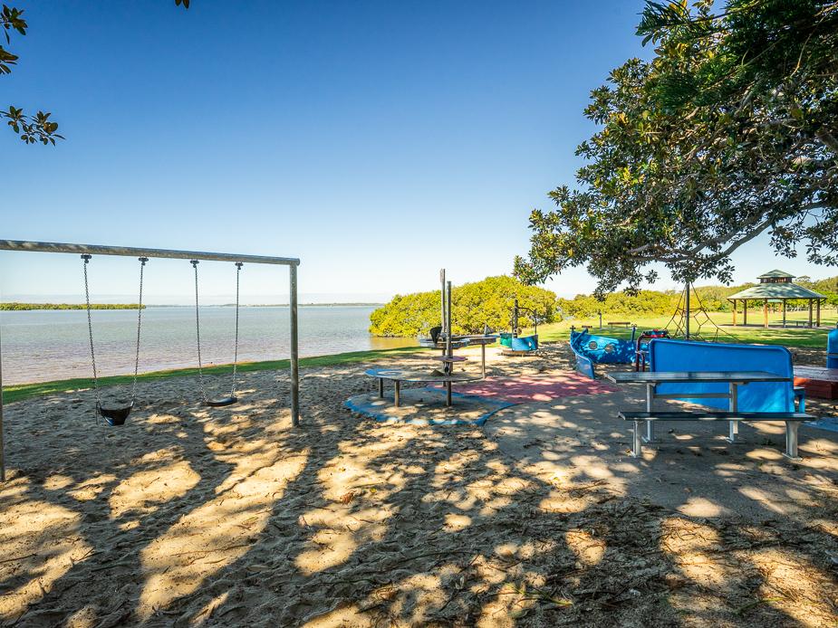 GJ Walter Park - Playground