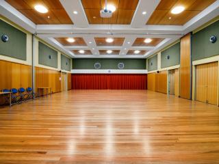Hall - Interior