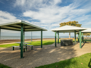 Wellington Point Recreation Reserve - Outlook Section