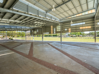 Redland Showgrounds - Plaza Zone