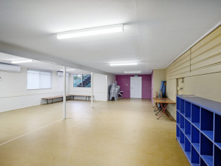 Hall - Downstairs Kids Activity Space
