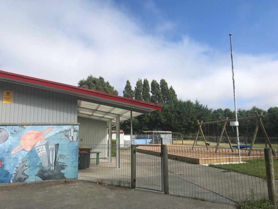 Halkett Community Centre Playground View