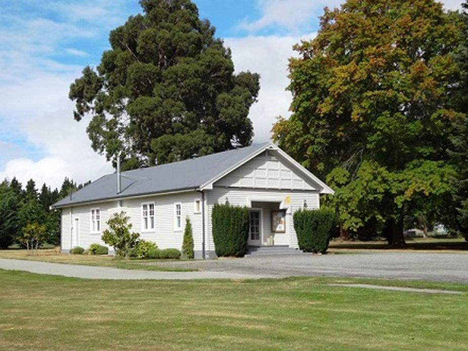 Lake Coleridge Community Hall