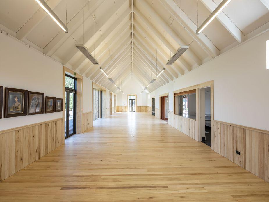 Lakeside Memorial Hall Long Room