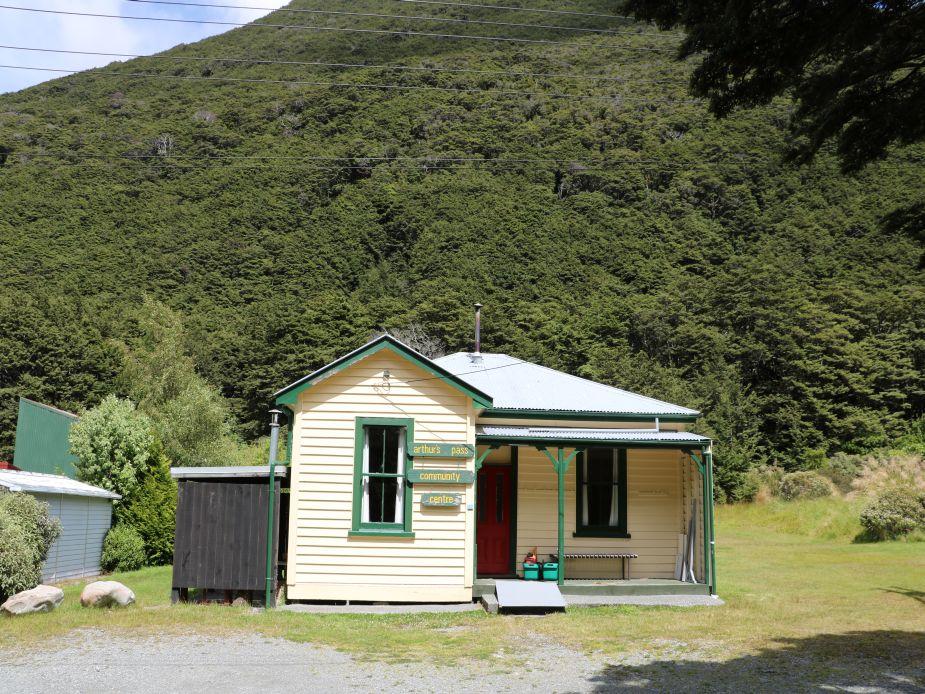 Arthurs Pass Community Centre