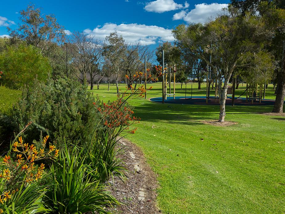 George Burnett Park