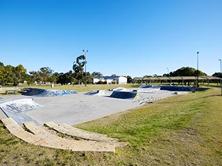 Manning Skate Park