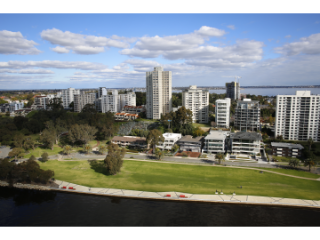 View from Swan River