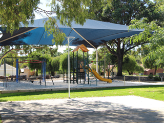 Bill McGrath Reserve Playground
