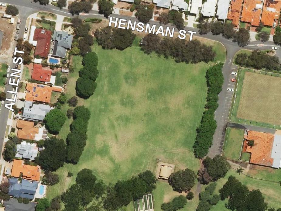 Hensman Reserve