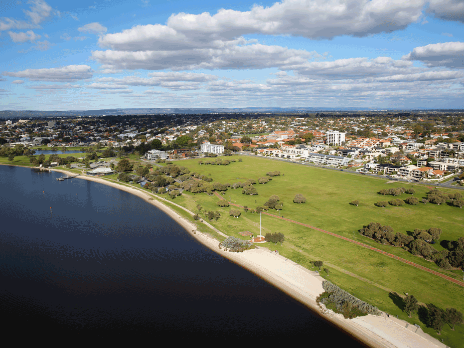 Sir James Mitchell Park - City of South Perth