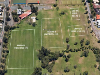 Soccer Pitches