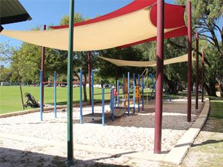Comer Reserve playground